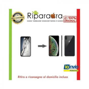 sostituzione vetro iphone x