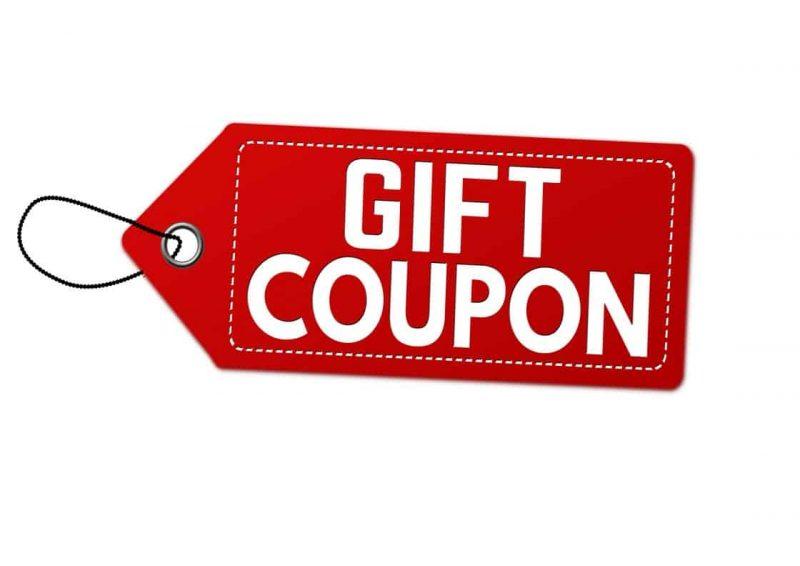 Spedizione gratis coupon