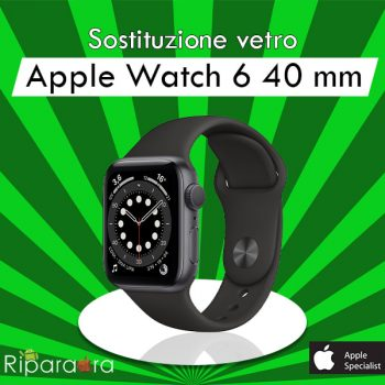 apple watch 6 40