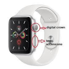 riparazione apple watch