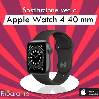 apple watch 4 40
