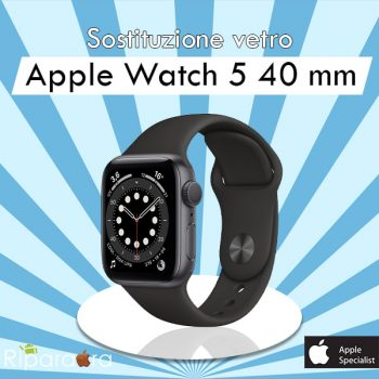 apple watch 5 40