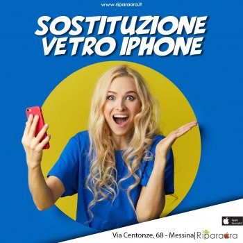 Rigenerazione display iPhone