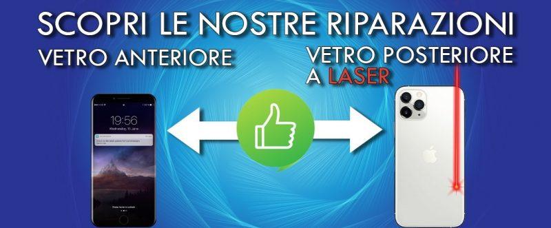 riparaora iphone apple watch