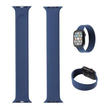 cinturino apple watch silicone loop