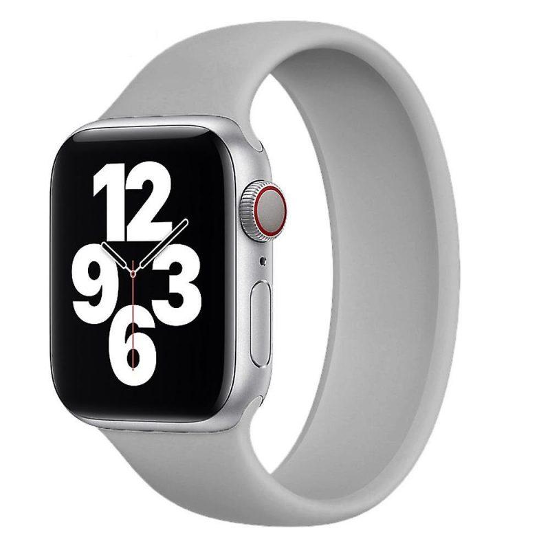 Cinturino loop gomma apple watch